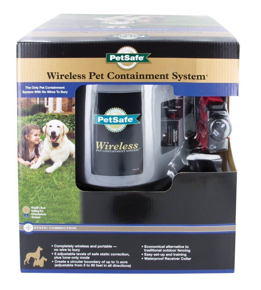 Petsafe Pif 300 Wireless 2 Dog Fence Containment System Review