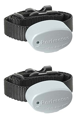 Perimeter Technologies Invisible Fence R21 Compatible Dog Fence Collar 10K (Two Pack) Featured